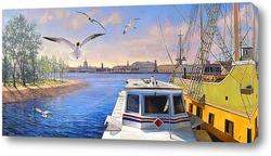 Город-порт Санкт-Петербург