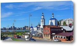 Картина Казань