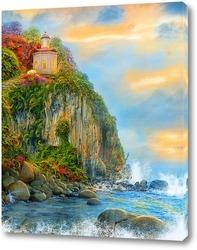 Картина Райский уголок