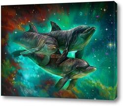 Акула и звезды
