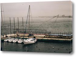 Картина Порт Анапы