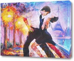 Картина Парный танец