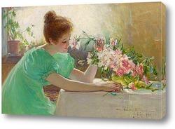 Ароматный цветок, 1895