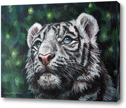 Тигр и светлячки
