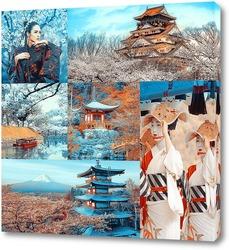 Картина Этническая Япония