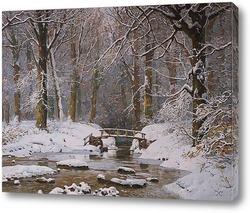 Лес. Зима
