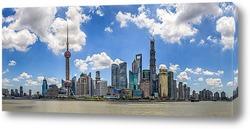 Картина Шанхайская панорама 2