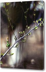 Картина Цветение листыв №3