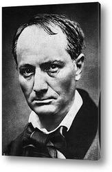 Картина Charles Baudelaire