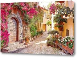 Цветочные улицы