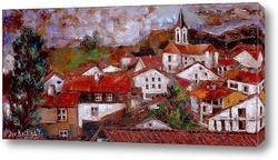 Картина Шёнау. Нижняя Бавария