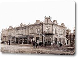 Картина Колобовская улица, 1900
