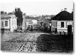 Картина Улица Софиевская 1870  –  1880