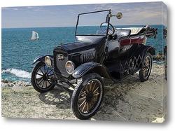 Картина Автомобиль Ретро - Форд