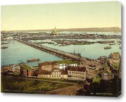 Картина Нижний Новгород 1890-1900