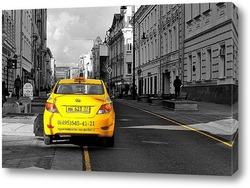"Картина ""Такси"""