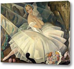 Картина Танцовщица балет Шопениана