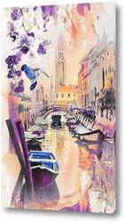 Картина Очаровательная Венеция