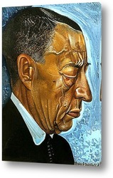 Картина Портрет Рахманинова