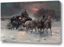ПУТЕШЕСТВЕННИК зимняя премьера