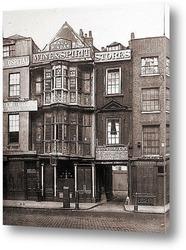 Картина Бишопсгейт, Лондон.