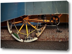 Картина Урбанометрия. ВелосиКед.