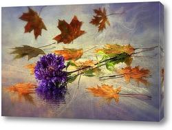 Картина Осенний вальс