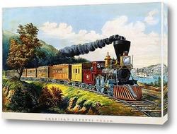 Картина TRAIL666-1
