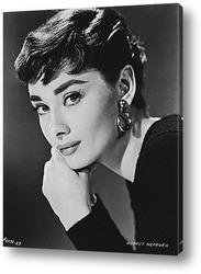 Картина Audrey Hepburn-20