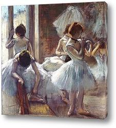 Картина Танцоры, 1884 - 1885