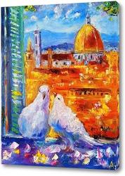 Голуби Флоренции