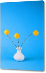 Букет с шариками 3