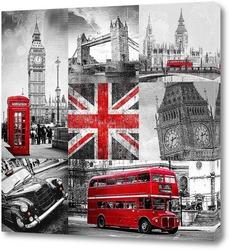 Картина Прогулка по Лондону