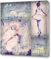 Картина Балет в Москве