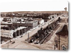 Картина Северо восточная часть Екатеринбурга