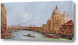 Картина Церковь Санта Мария делла Салюте