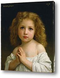 Картина Маленькая девочка