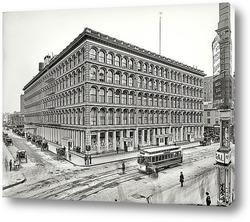Нью-Йорк 1906 г.