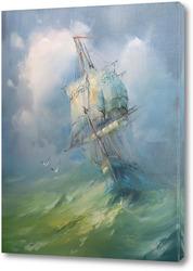 Картина Ветер