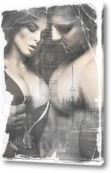 Картина Лондонский роман