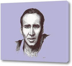 Картина Николас Кейдж
