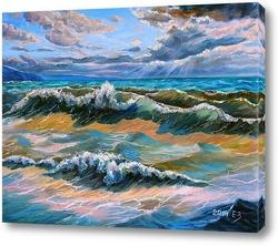 Море бездонное, нежно манящее