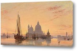 Картина Венеция 1851