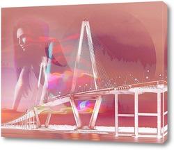 Картина Красивый мост