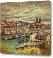 Картина Цюрих