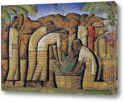 Картина Рабочие
