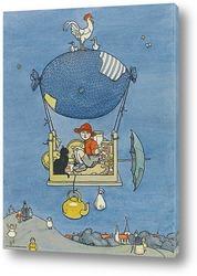 Картина Воздушный корабль