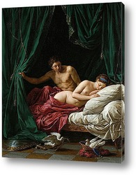 Марс и Венера, аллегория мира