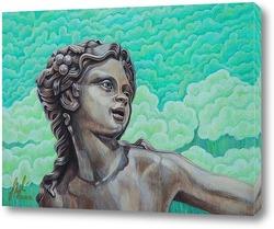 Картина Нимфа.