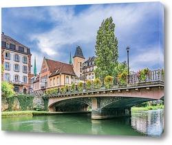 Картина Страсбург